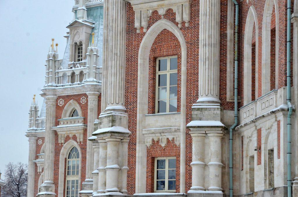Два объекта культуры построят на юге столицы в 2021 году. Фото: Анна Быкова
