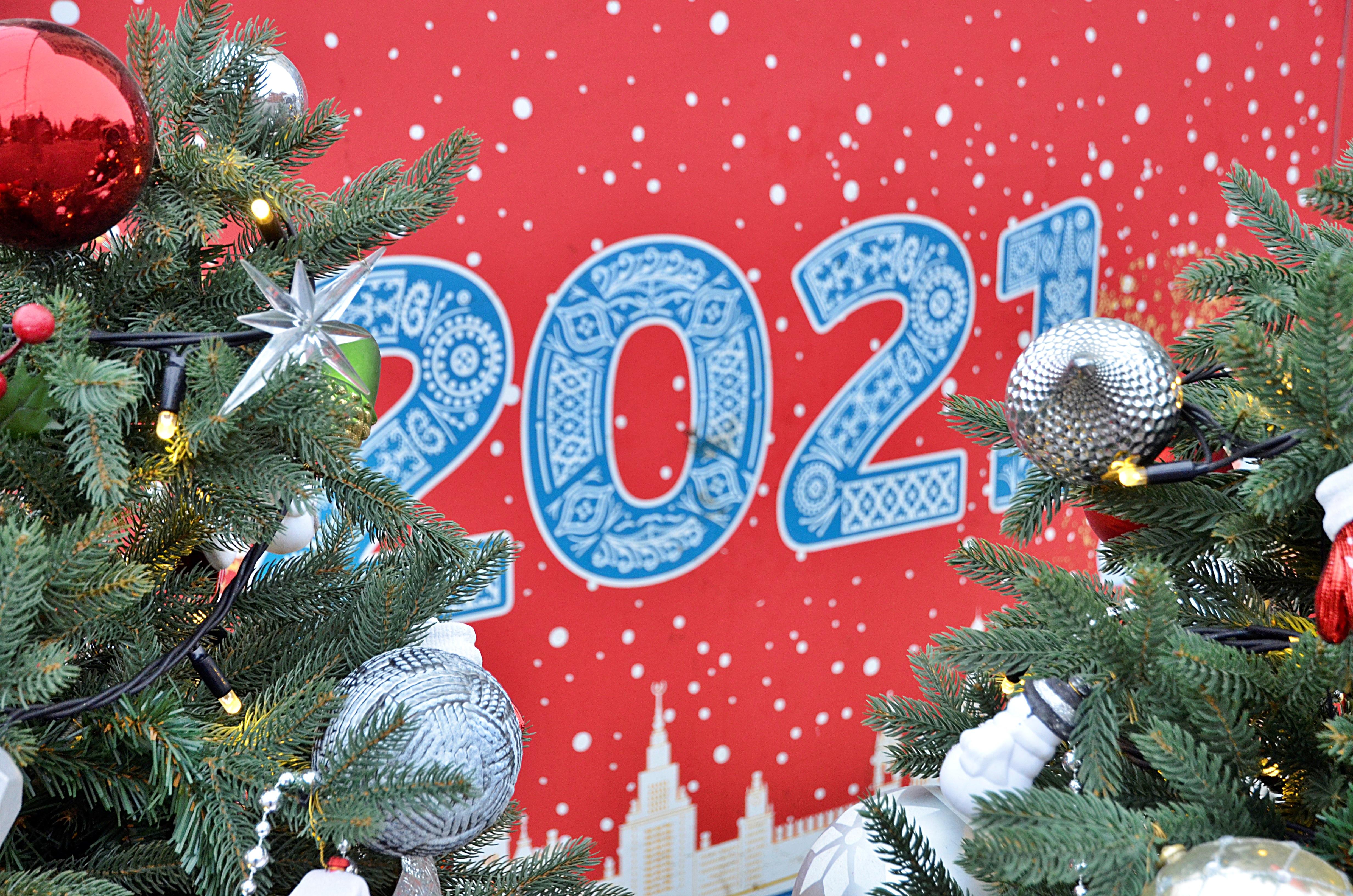 Парки Москвы подготовили онлайн-программу к рождественским праздникам