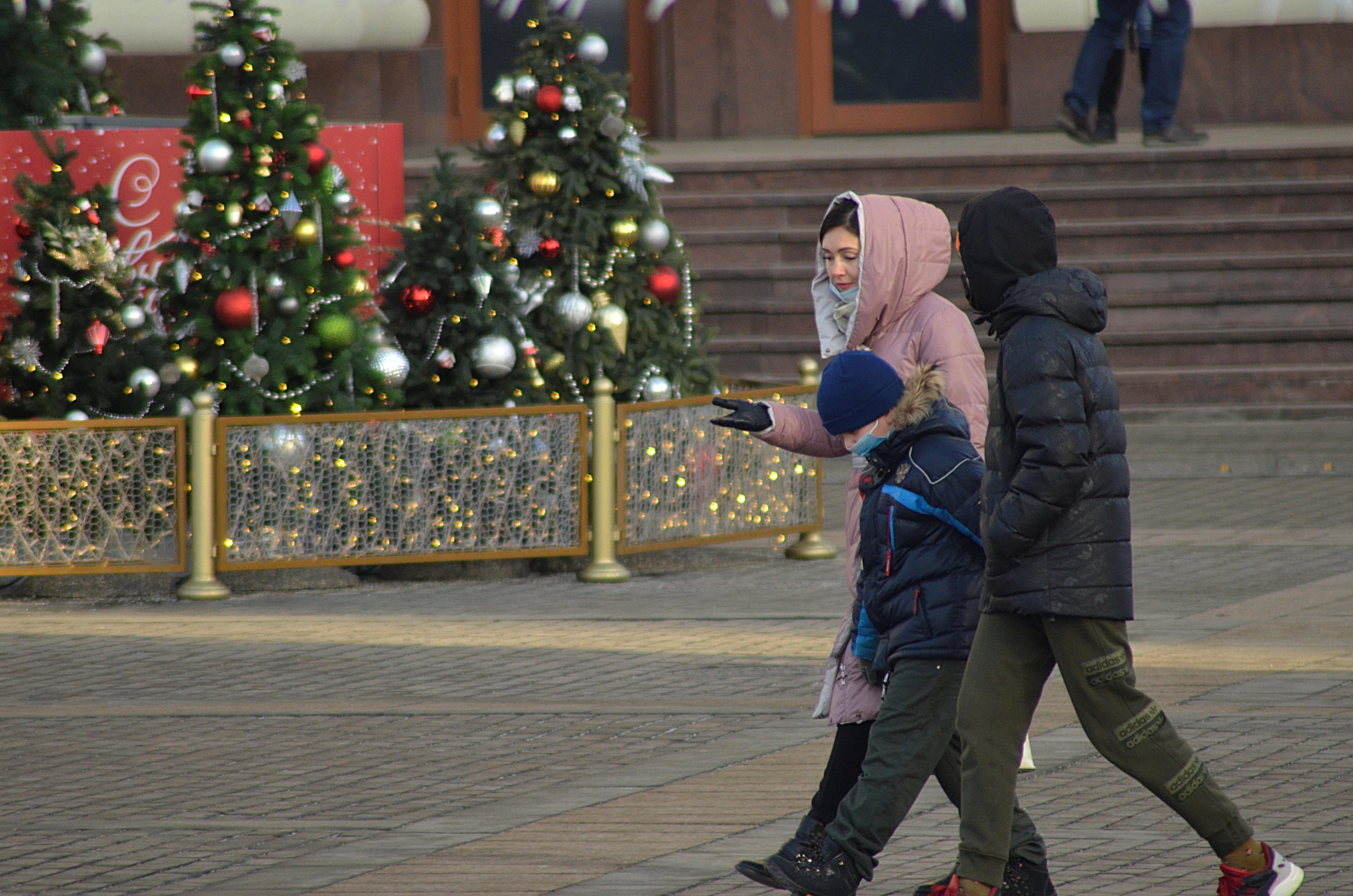 Жителей Москвы предупредили об облачной погоде в субботу