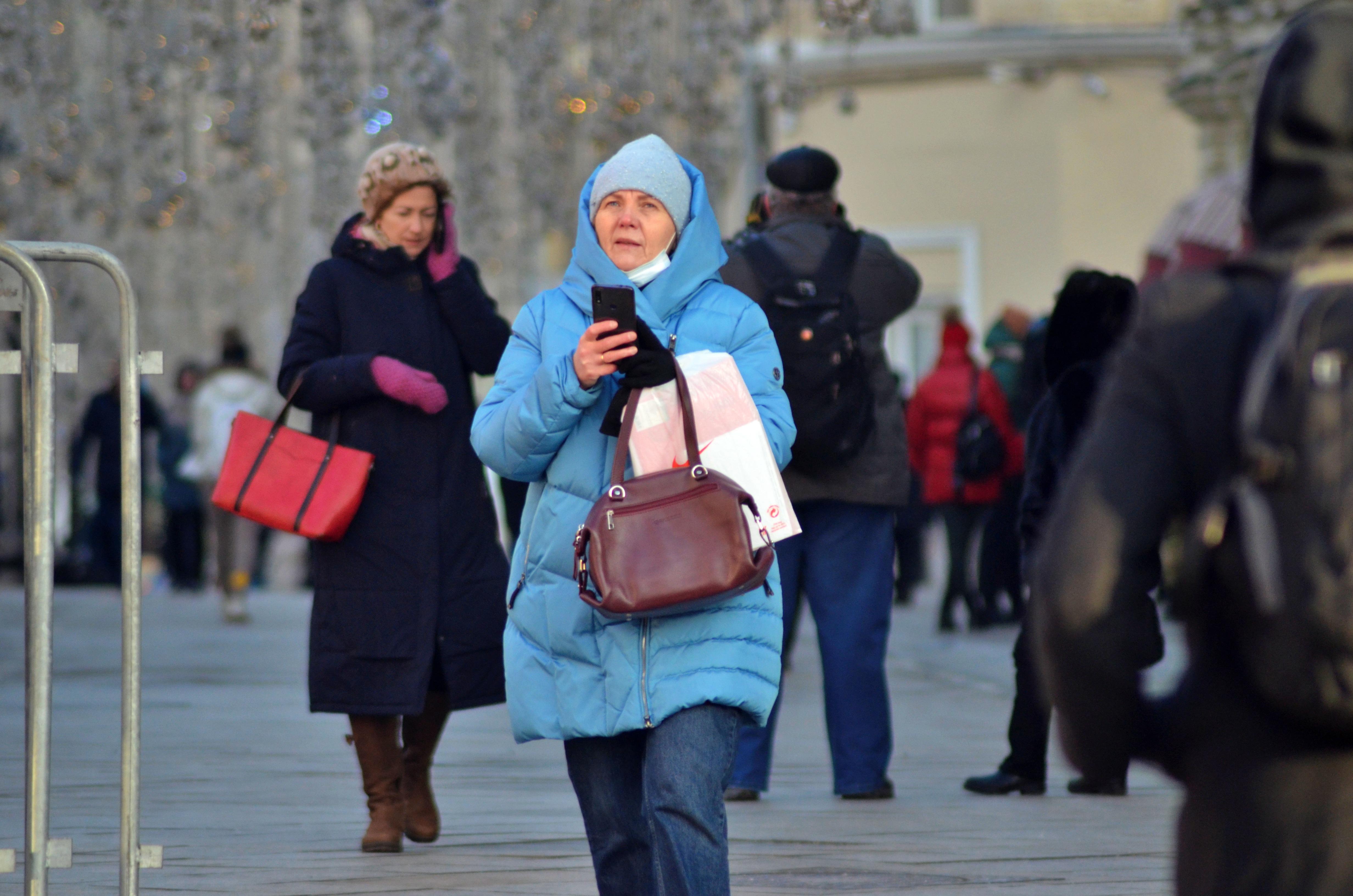 Почти 5000 новых случаев коронавируса выявили в Москве за сутки