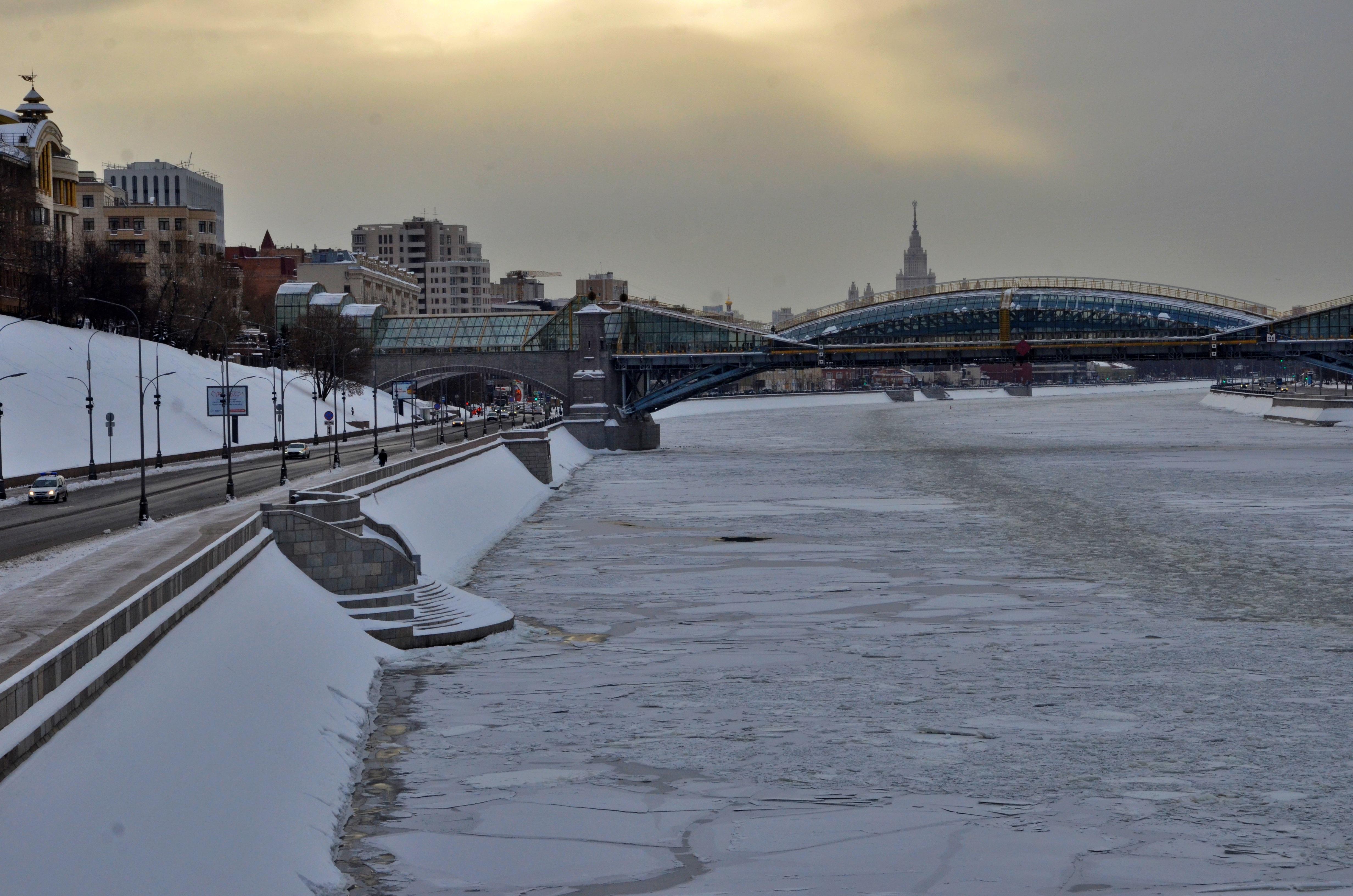 Синоптики рассказали москвичам об облачной погоде в столице