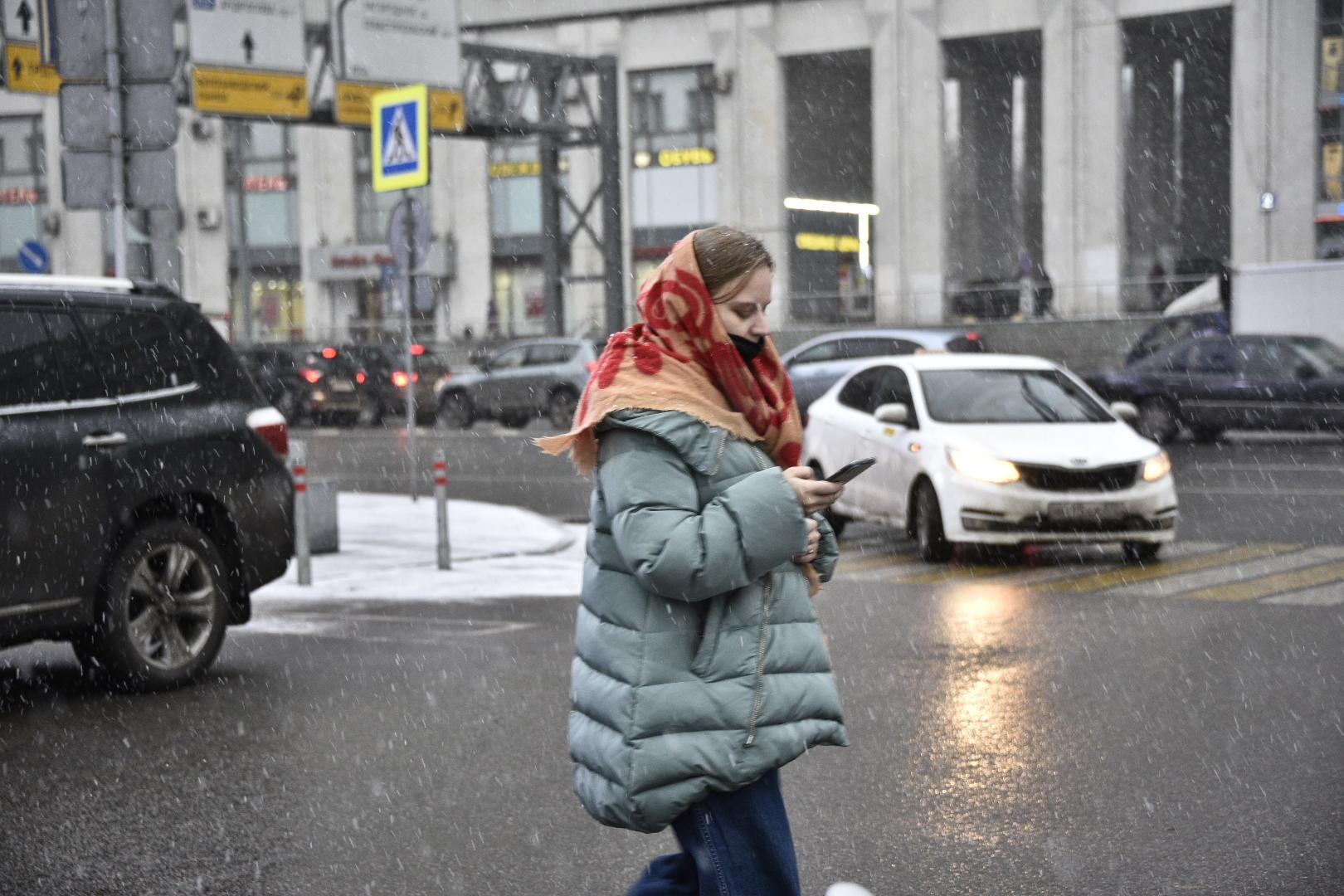 Синоптики сообщили о погоде в столичном регионе