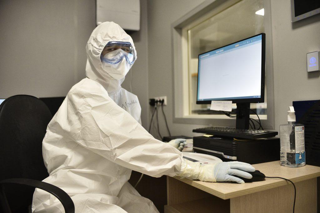 Москва открывает доступ к технологиям на основе ИИ для врачей всей России. Фото: Пелагия Замятина, «Вечерняя Москва»
