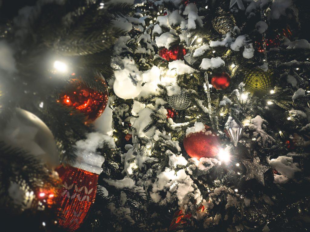 Новогоднюю фотовыставку представили в «Авангарде». Фото: Виктория Крупенникова, дизайнер Культурного центра «Авангард»