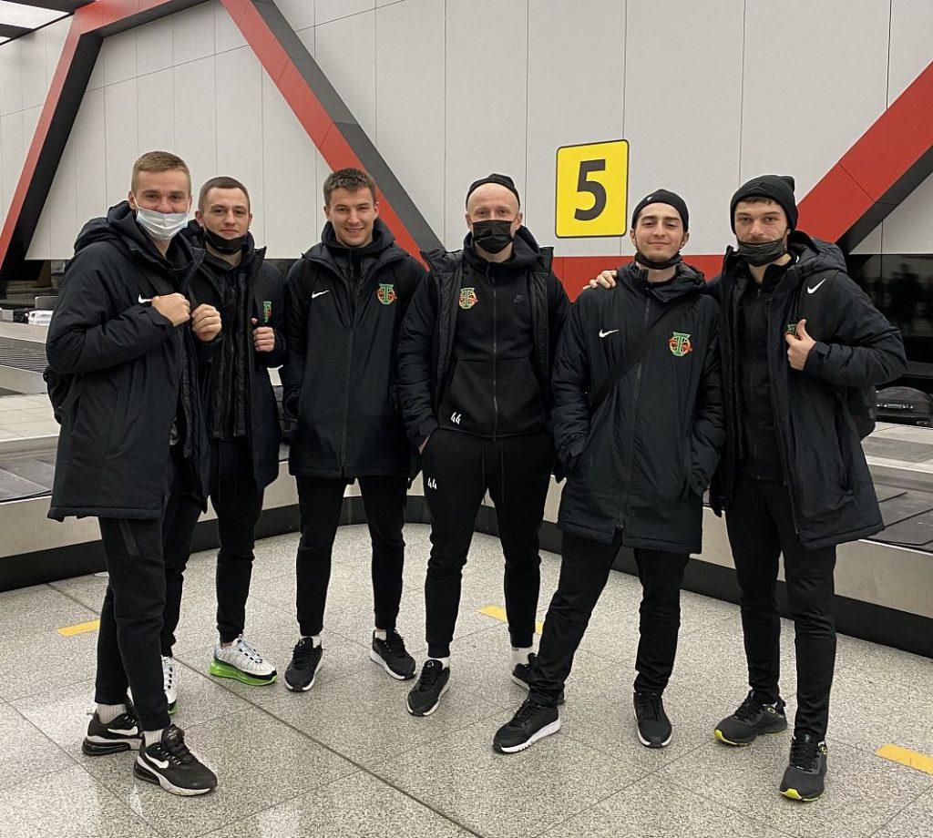 Автозаводцы вернулись домой после сборов. Фото: официальный сайт команды «Торпедо Москва»