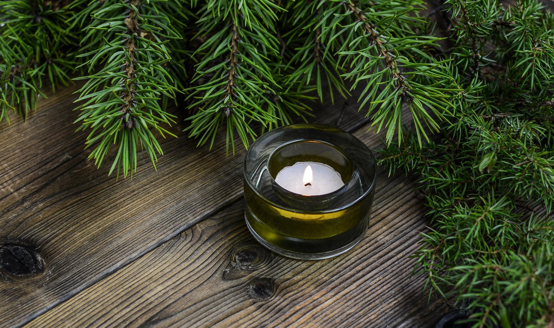 Ароматическую свечку изготовят в «Берегине»