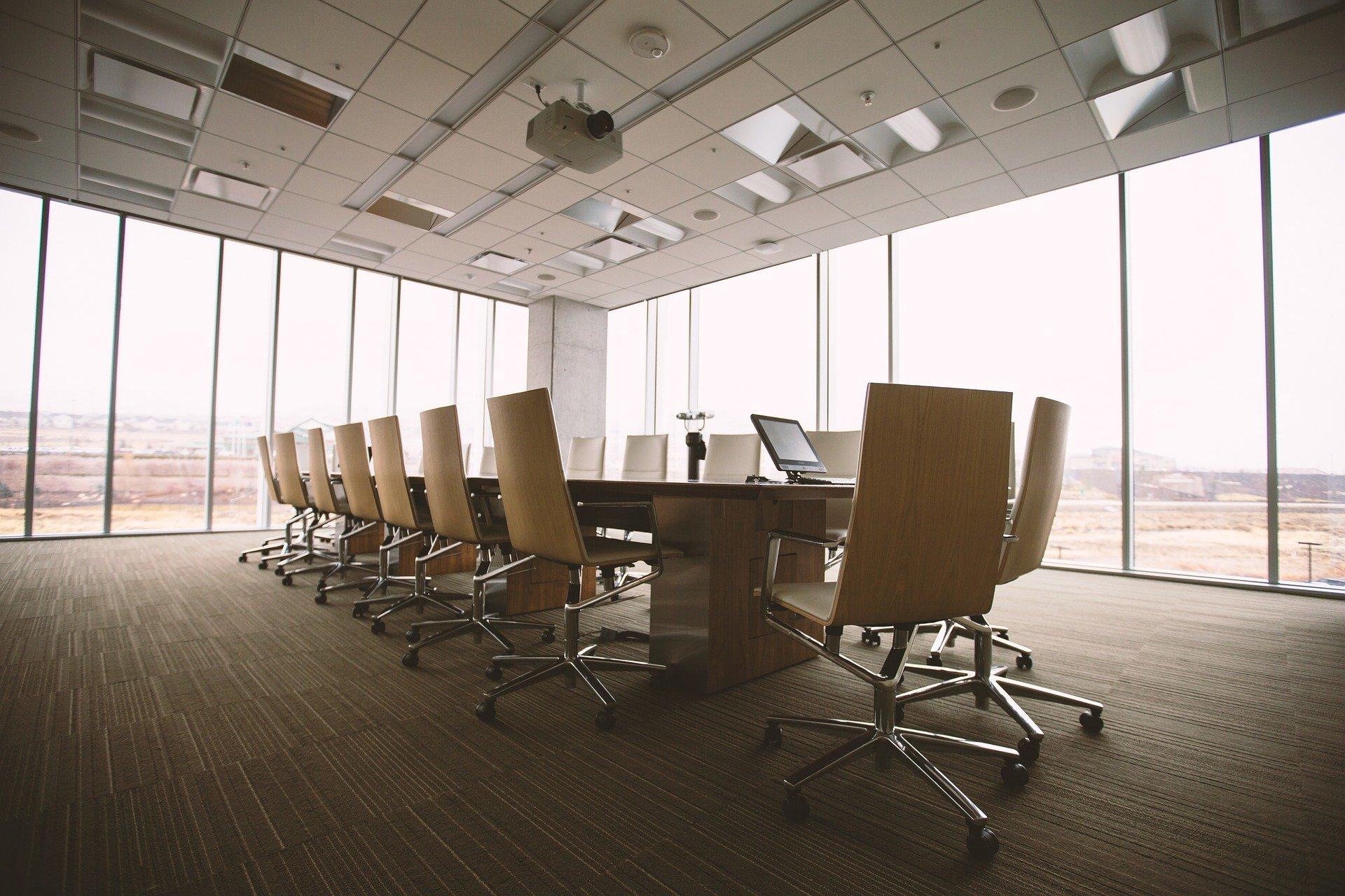 Новый бизнес-центр построили в Нагорном