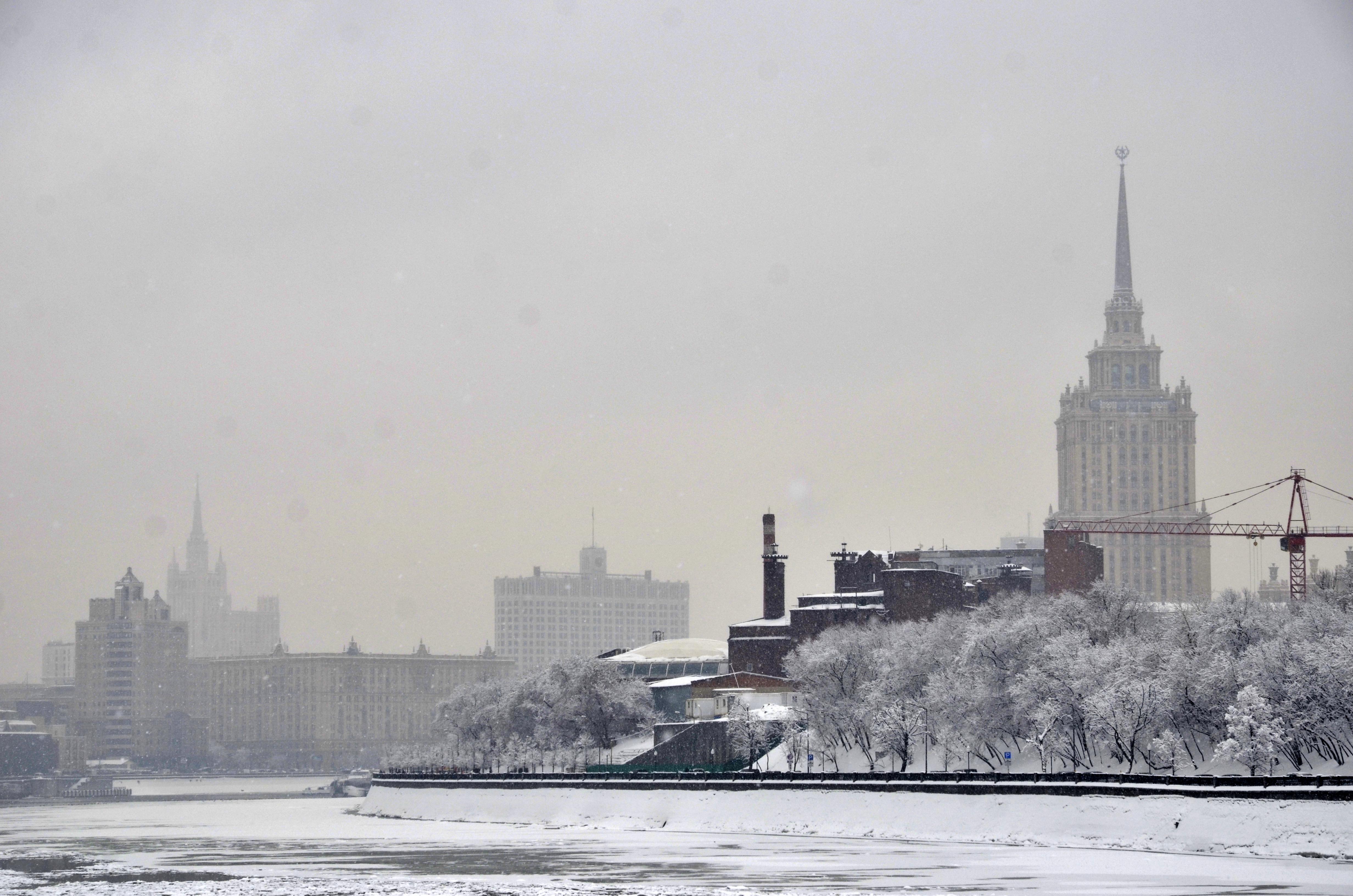 Восточный ветер и облачную погоду ожидают в столичном регионе. Фото: Анна Быкова