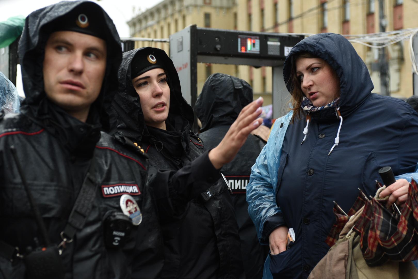 МВД: Привлечь за призывы участвовать в незаконных мероприятиях можно до их проведения