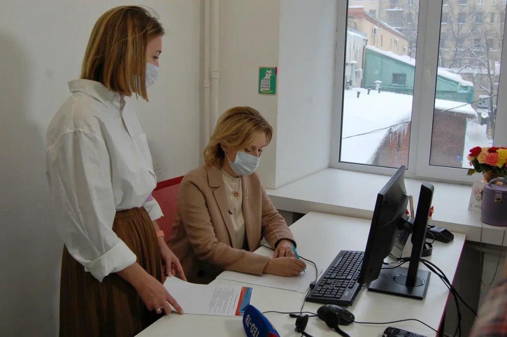 Председатель комитета Совета Федерации РФ по социальной политике Инна Святенко. Фото: пресс-служба Инны Святенко