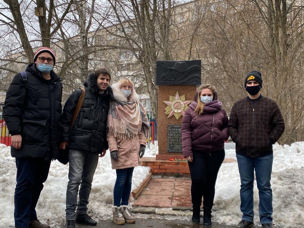Молодые парламентарии Орехова-Борисова Южного приняли участие в военно-патриотическом мероприятии