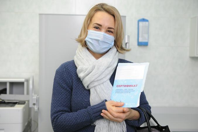 В Москве заработают еще две выездные бригады вакцинации от COVID-19