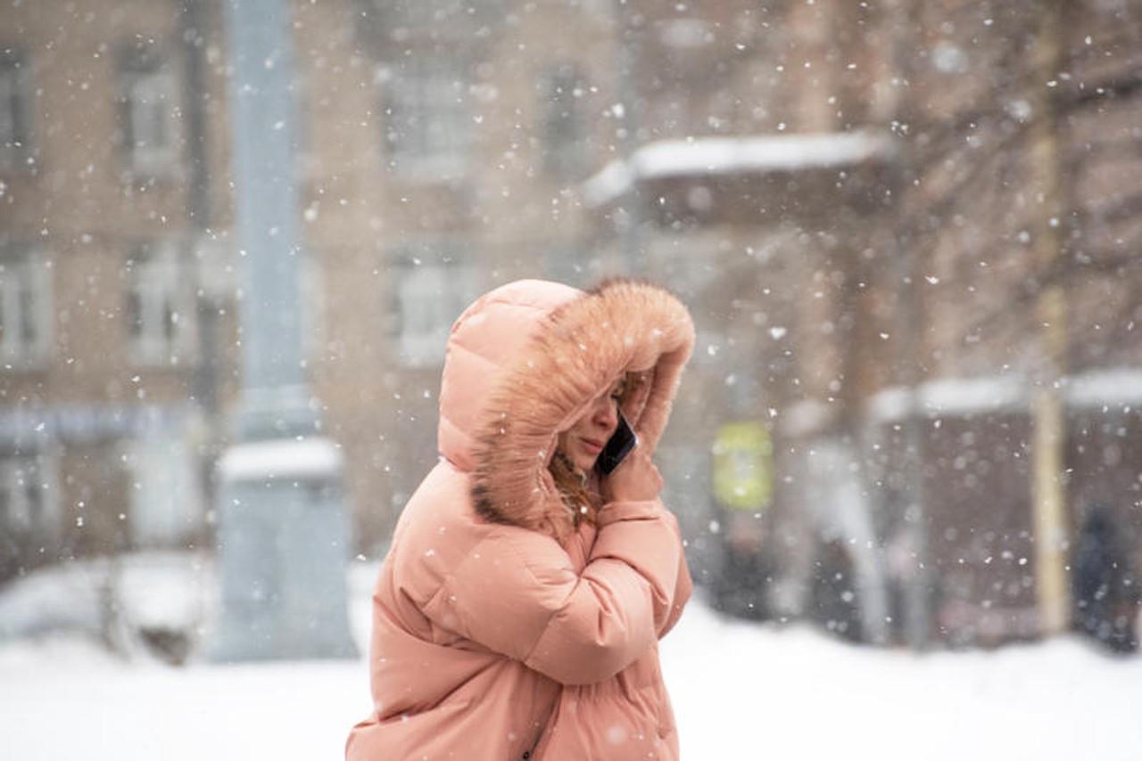 Москвичам пообещали морозы до минус 14 градусов