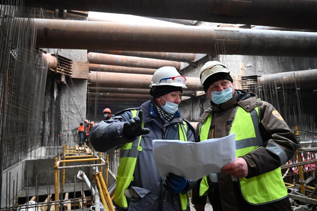 Проект Бирюлевской линии метро утвердят до 2021 года