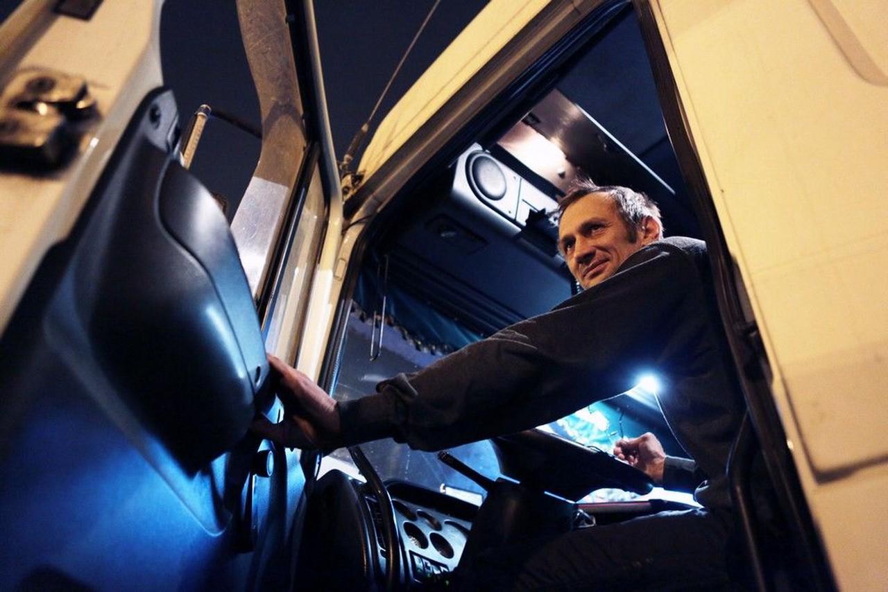 Новые правила получения пропуска для грузовиков разгрузят МКАД