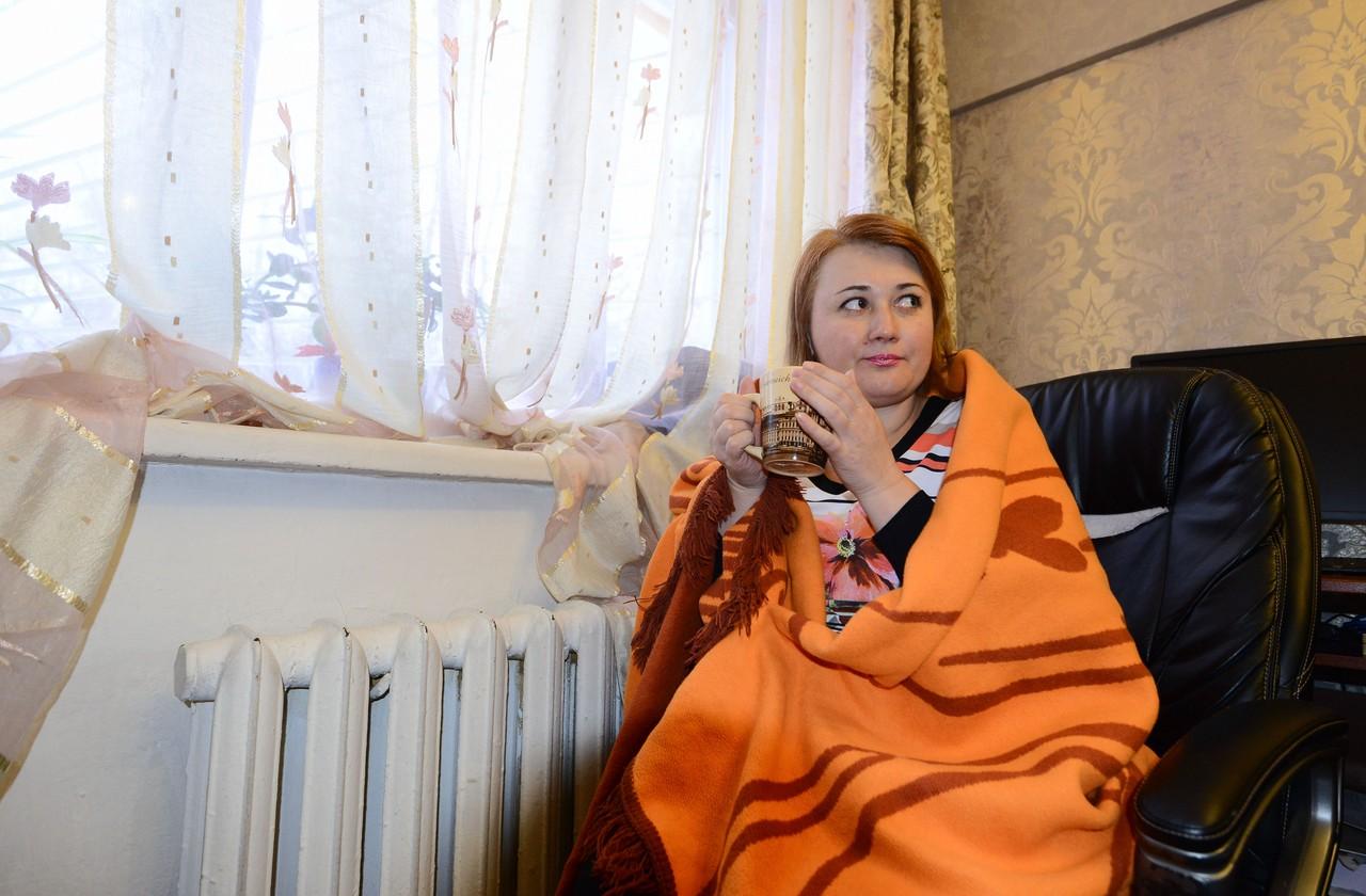 В квартирах москвичей повысили температуру из-за морозов