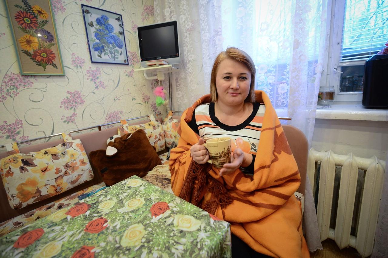 В квартирах москвичей повысили температуру из-за похолодания