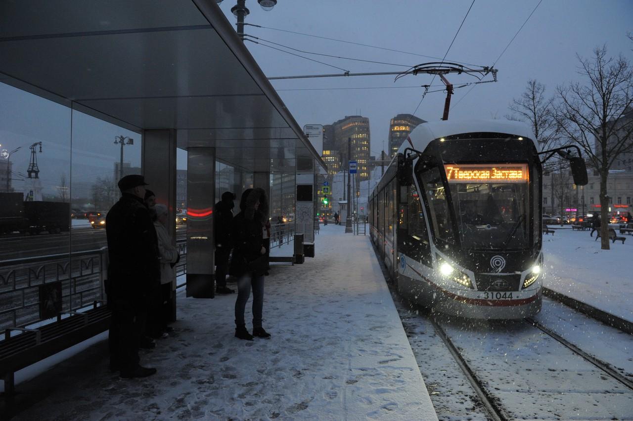 Первые односекционные трамваи «Витязь» запустят в этом году