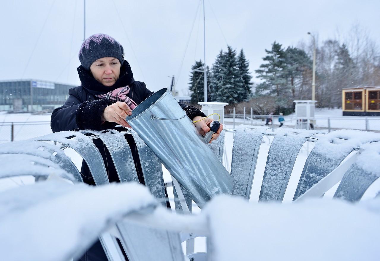 На юге Москвы разместят метеостанцию
