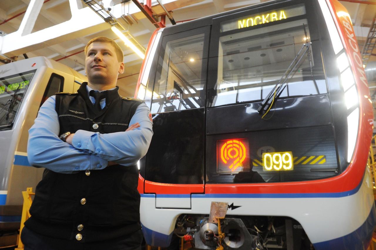 Москвичи выбрали дизайн поезда, посвященного врачам