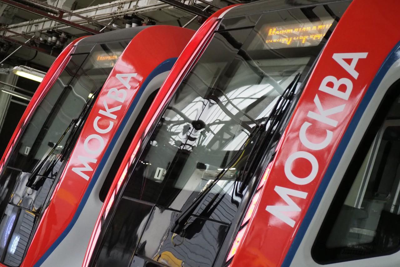Программа развития депо в московском метро создаст 14 тысяч рабочих мест