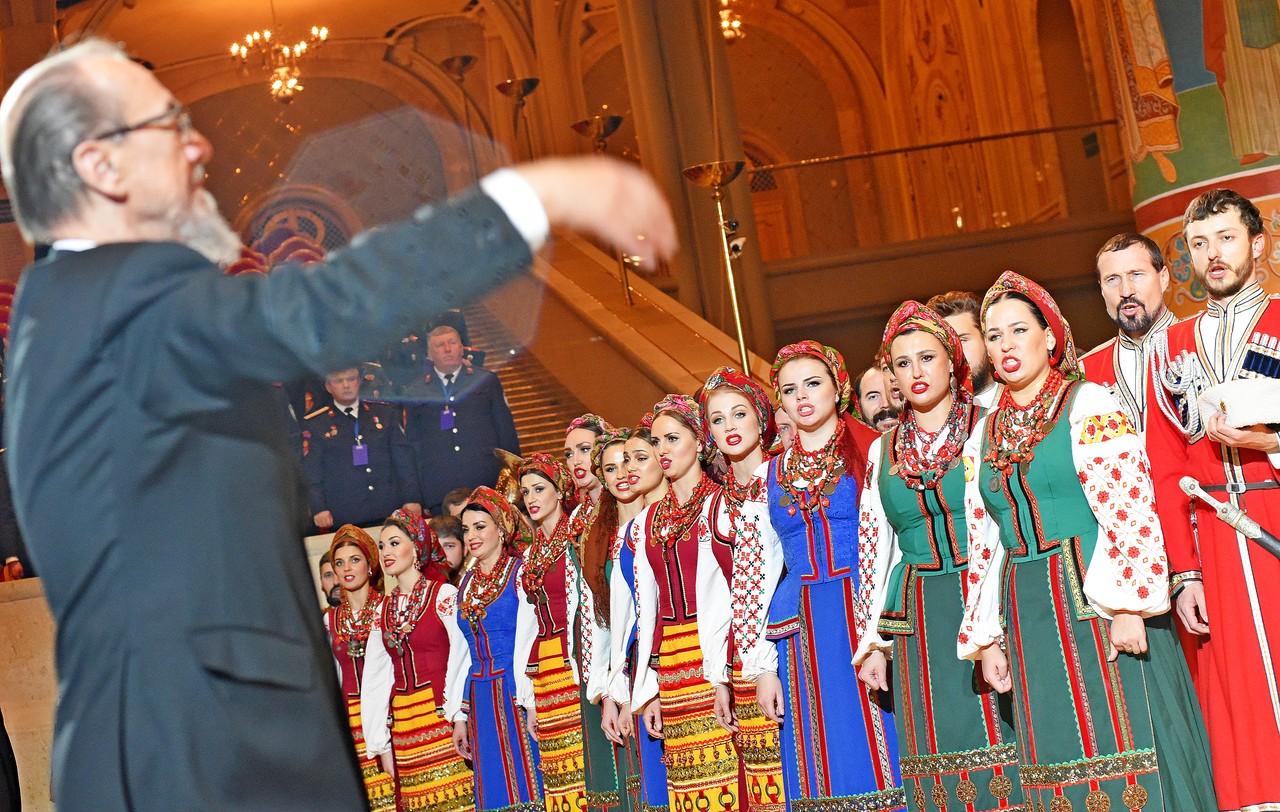 Жителям юга покажут финал конкурса хорового искусства