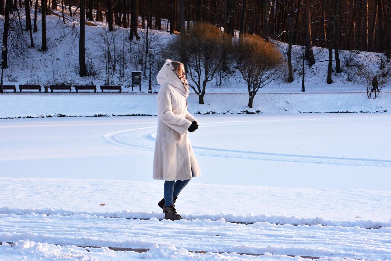 Уровень погодной опасности в Москве стал «оранжевым»