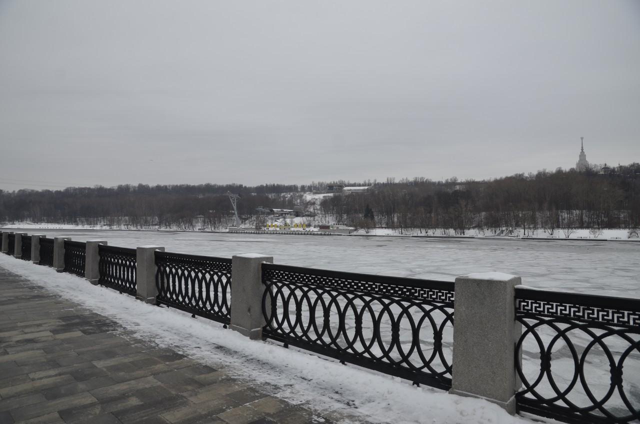 Москвичей ждет морозная погода