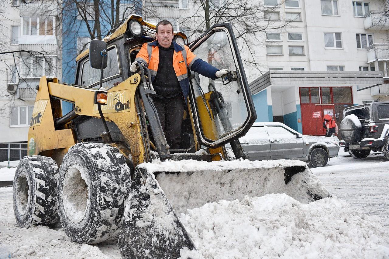 Москвичам рассказали, как город будет противостоять рекордному снегопаду