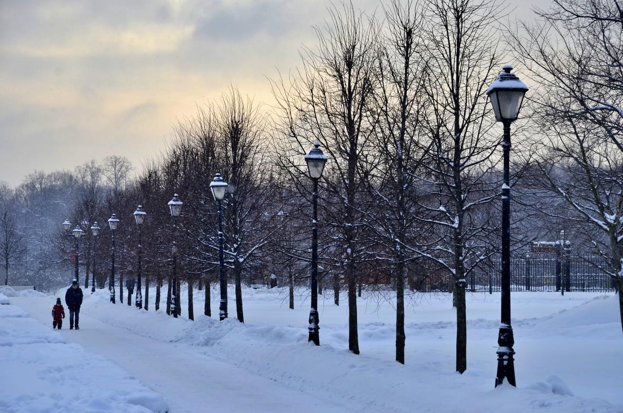 Москвичей ждет похолодание до минус 25 градусов