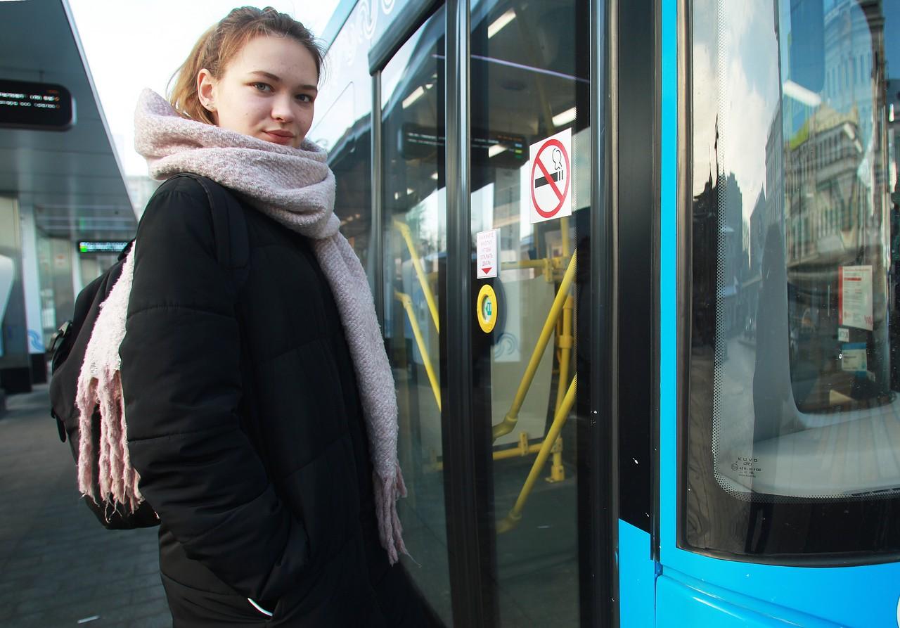 Москвичей предупредили об изменении маршрута автобуса на юге столицы