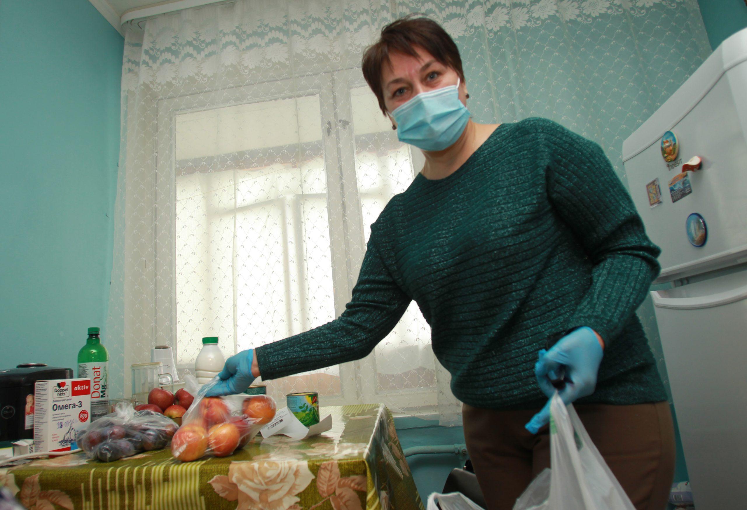 Социальные работники Москвы за год оказали 30 миллионов услуг на дому
