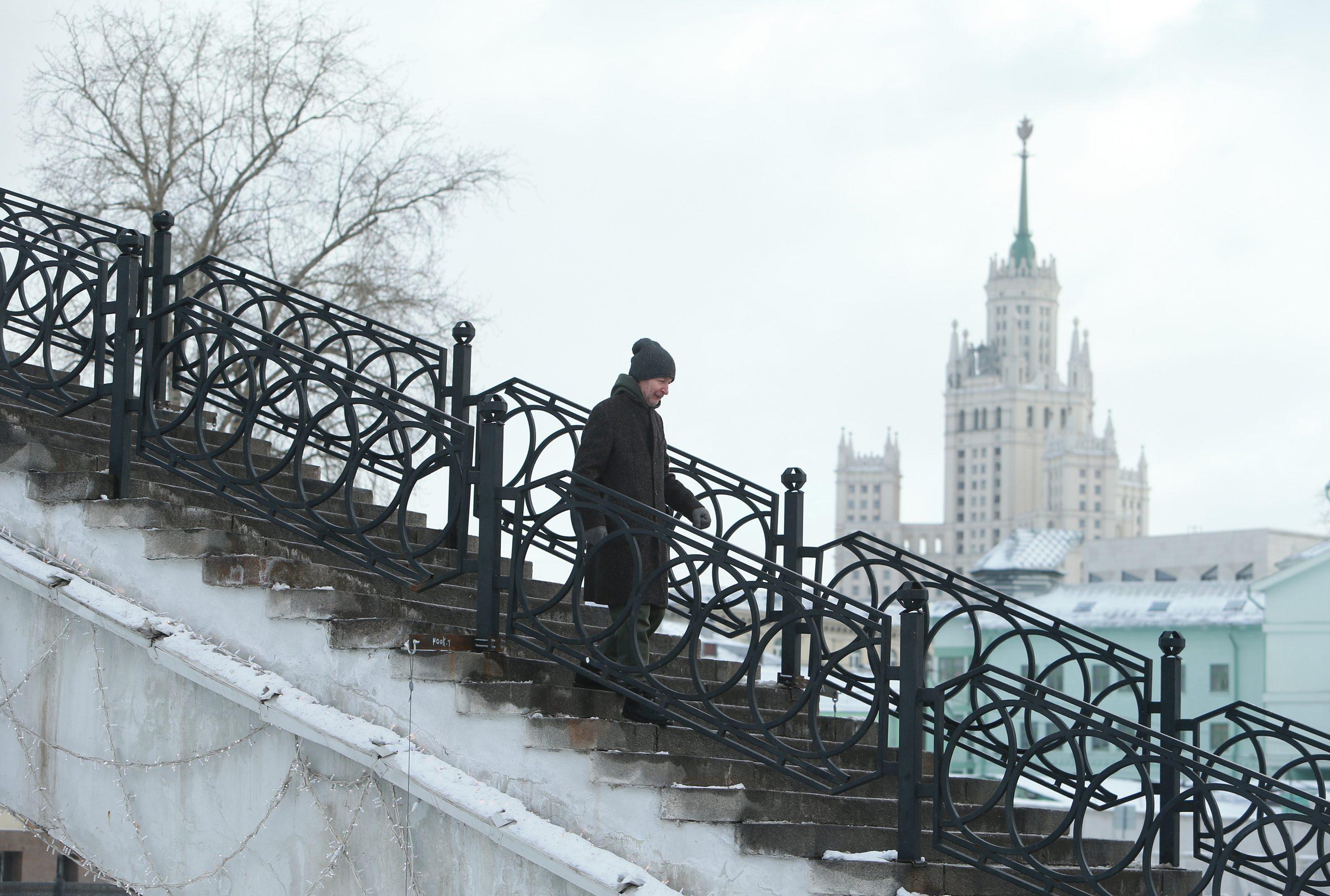 Жителей Москвы ждет «температурная пила» в выходные