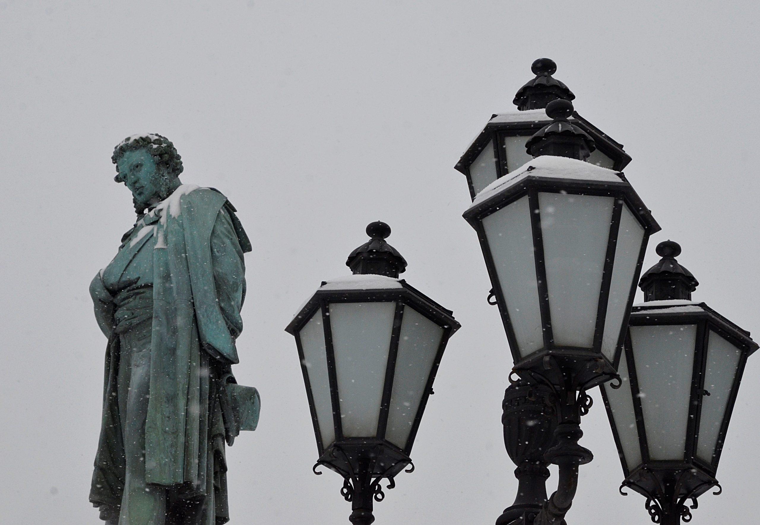 Дорога к Пушкину: в Братееве организуют книжную выставку