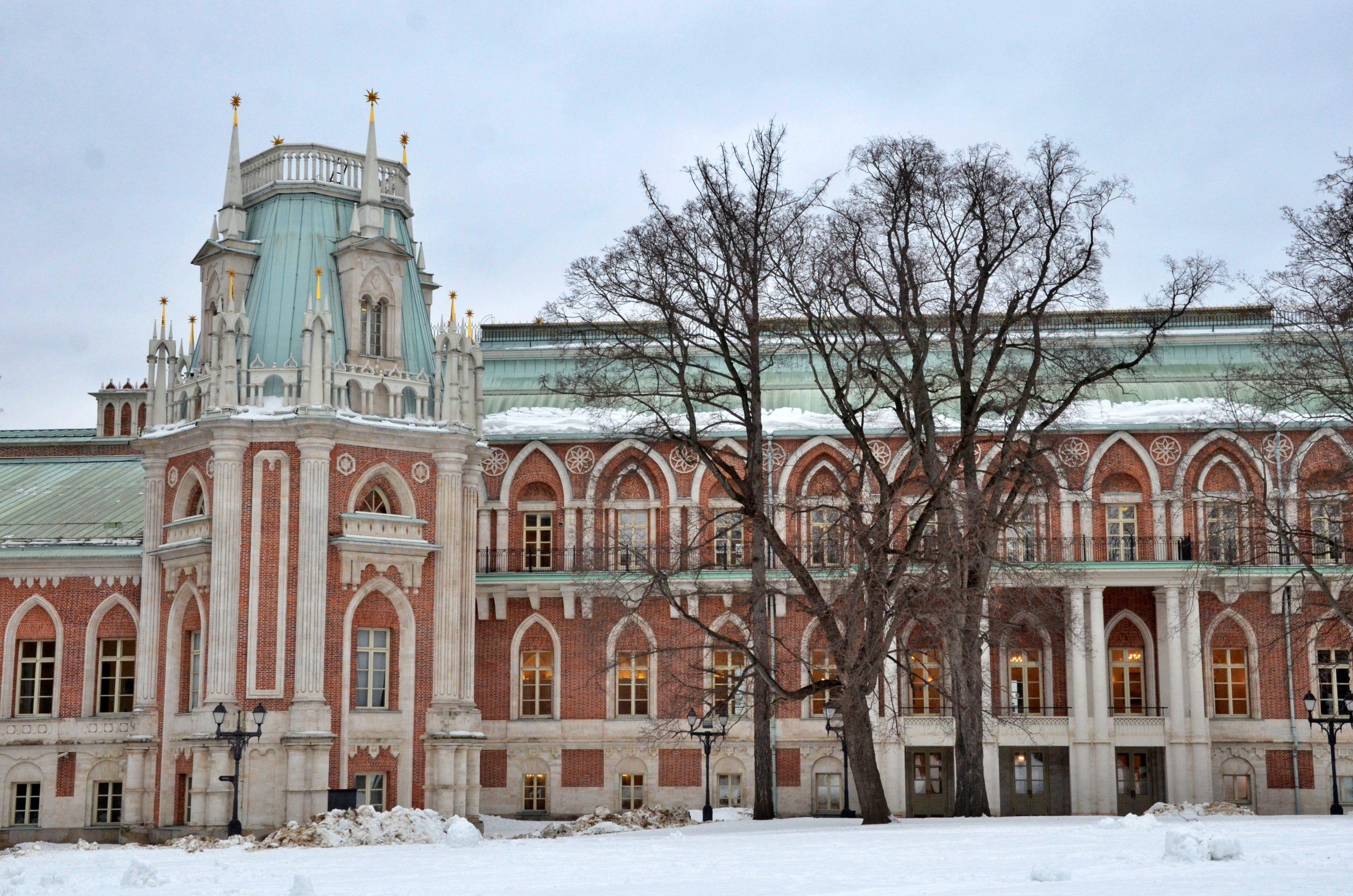 Музей-заповедник «Царицыно» стал участником международной программы
