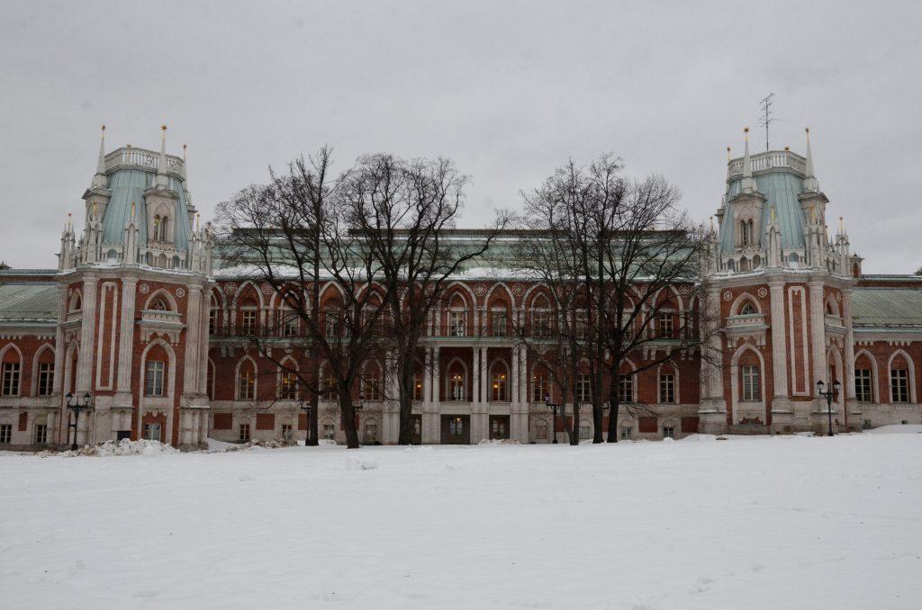 Мосгорпарк подготовил 12 романтических маршрутов в преддверии Дня влюбленных. Фото: Анна Быкова