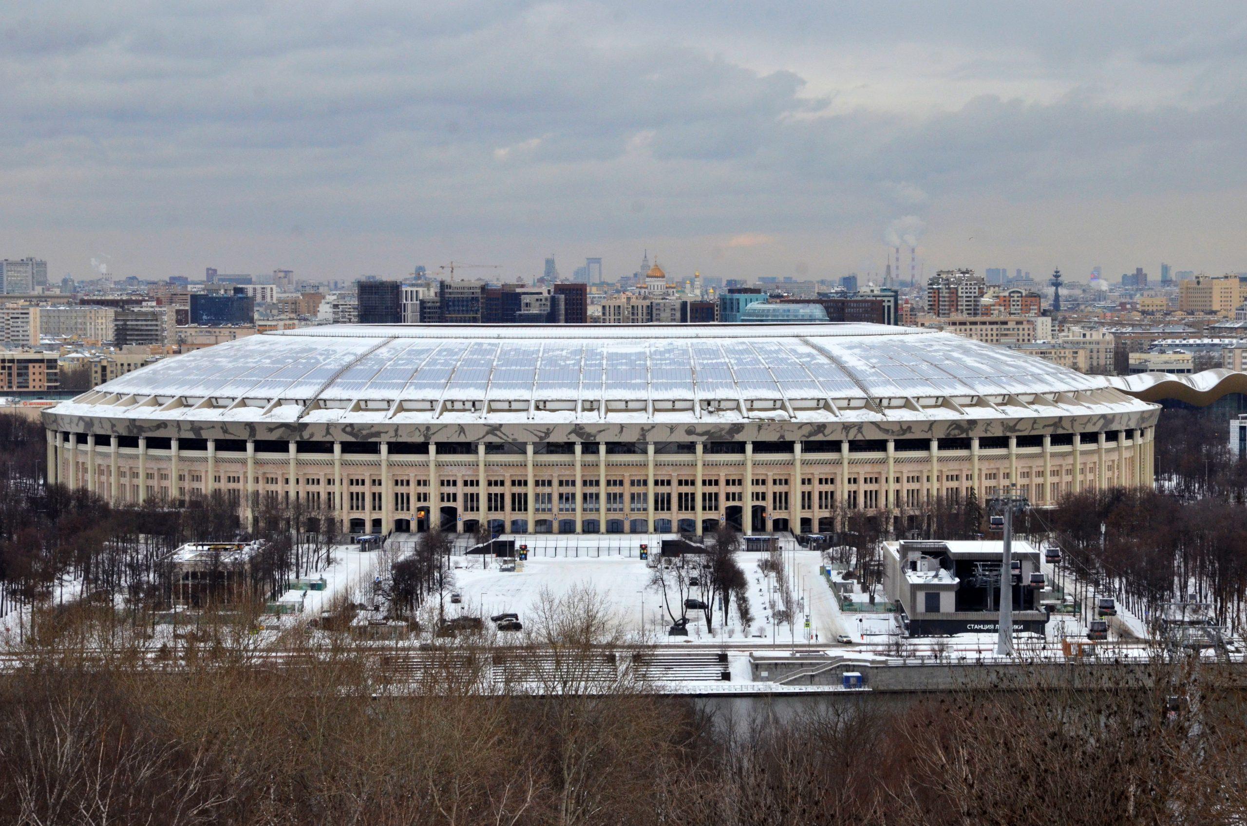 Праздничный концерт в Лужниках даст старт Дням Крыма в Москве