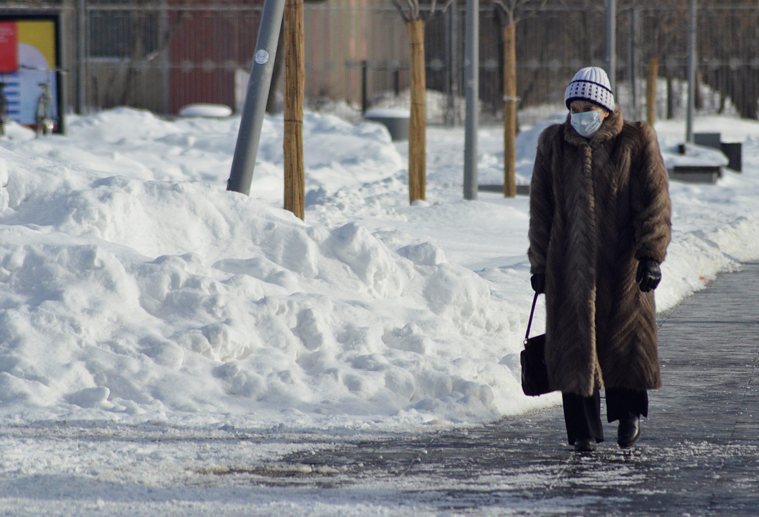 Жителям Москвы рассказали о погоде в воскресенье