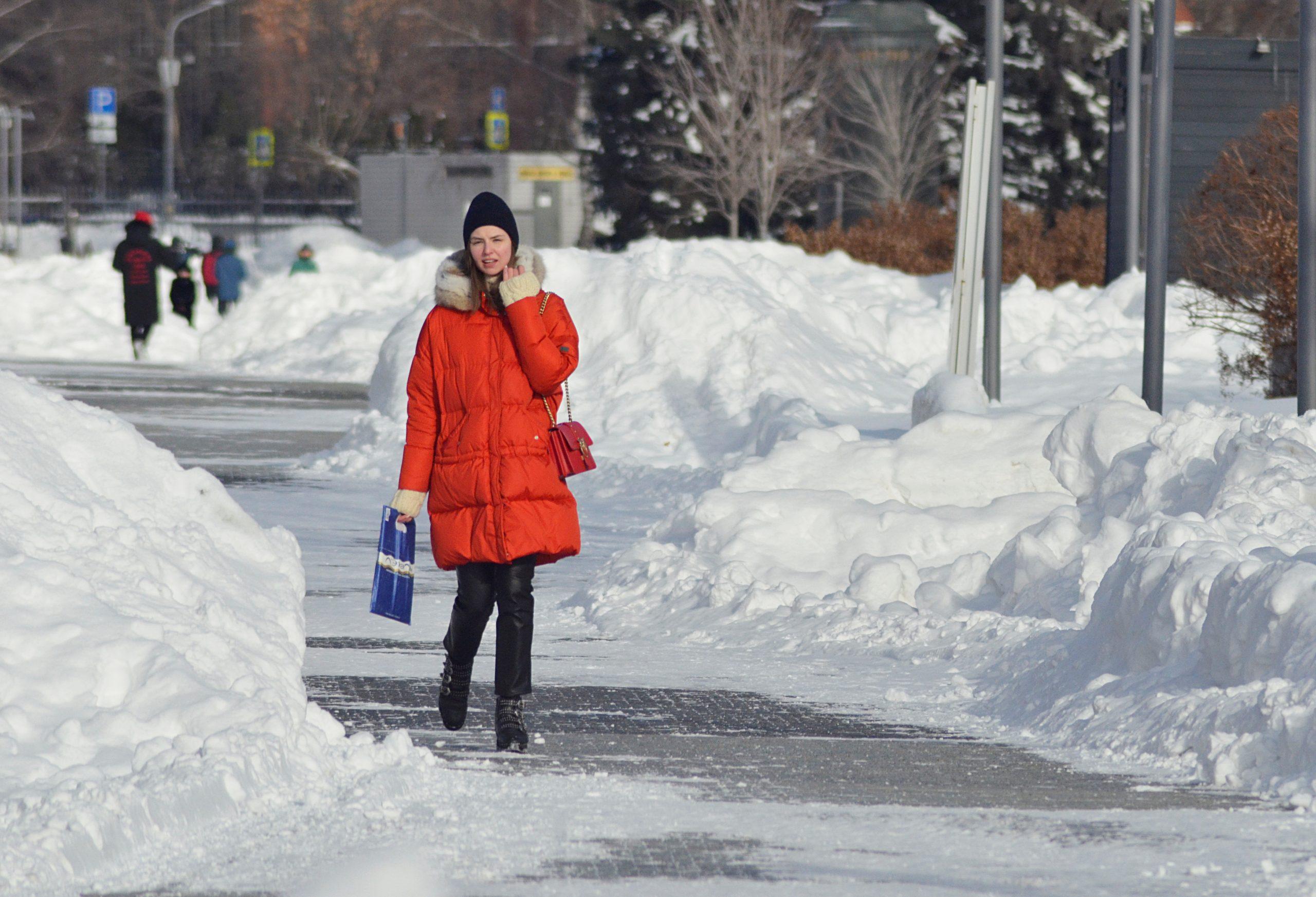 Облачная погода ожидает жителей Москвы в понедельник