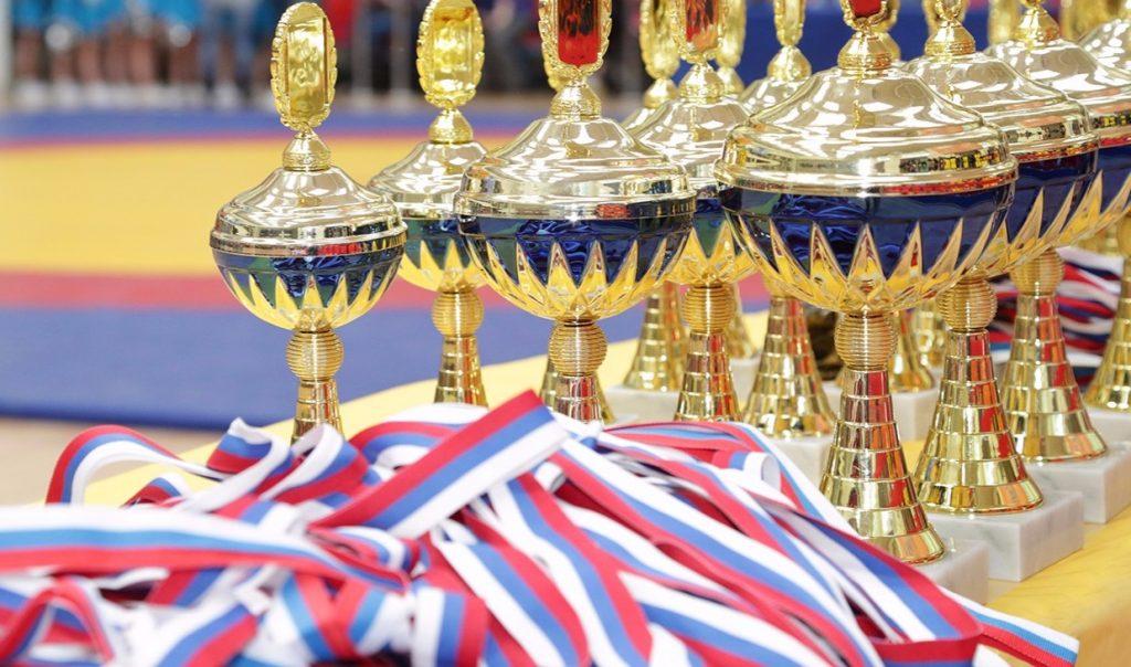 Воспитанники Спортивной школы №47 привезли из Санкт-Петербурга девять медалей. Фото: сайт мэра Москвы