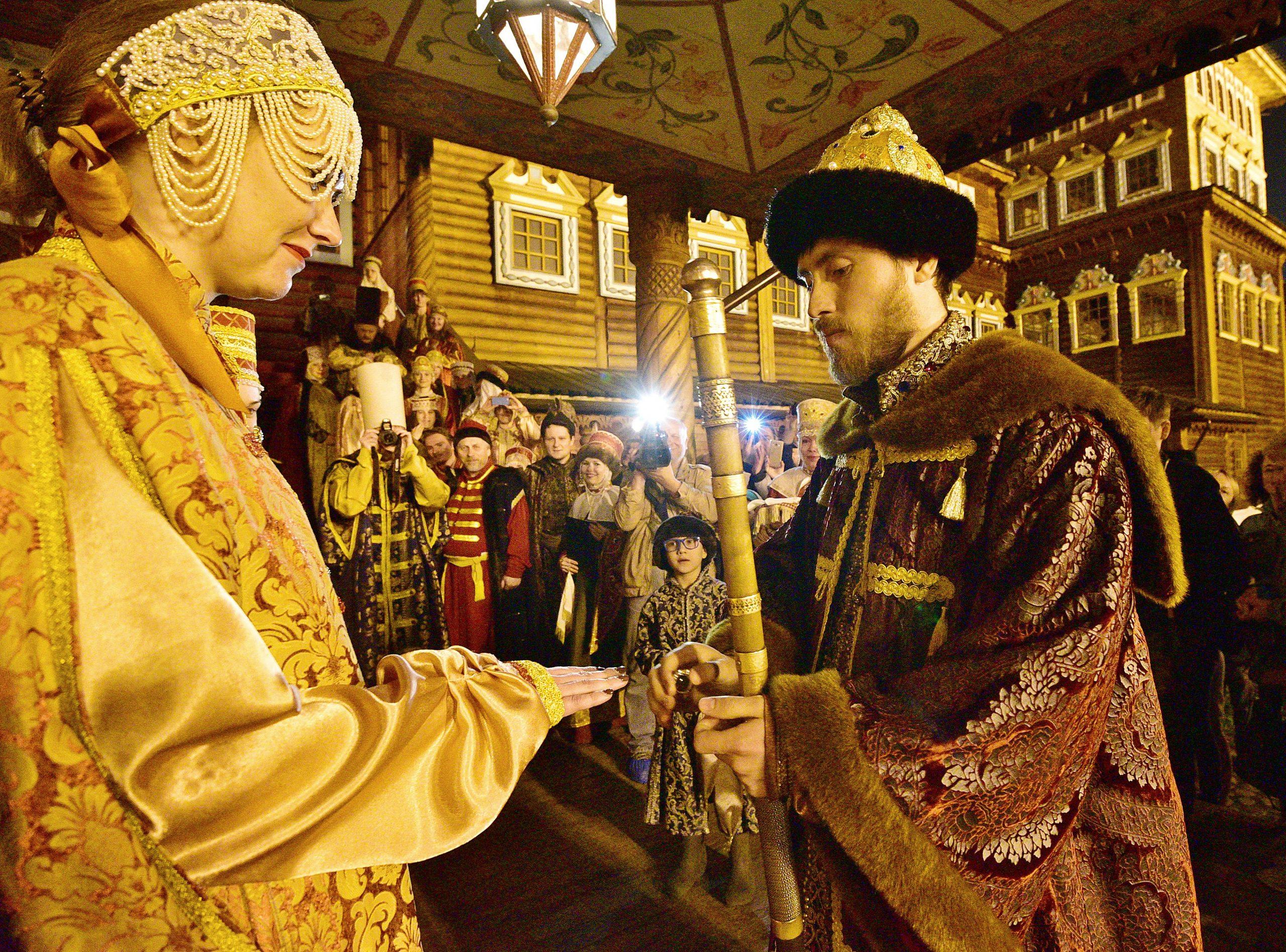 Жизнь во дворце: музейное занятие проведут в «Коломенском»