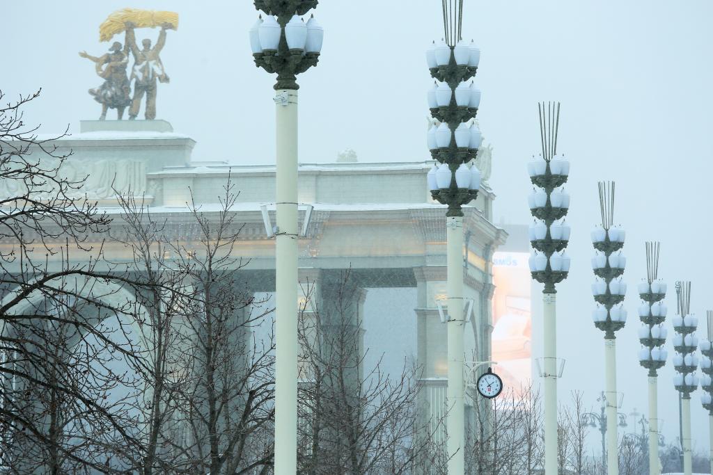 Праздничный концерт в День всех влюбленных пройдет в павильоне №14 ВДНХ. Фото: Алексей Орлов, «Вечерняя Москва»