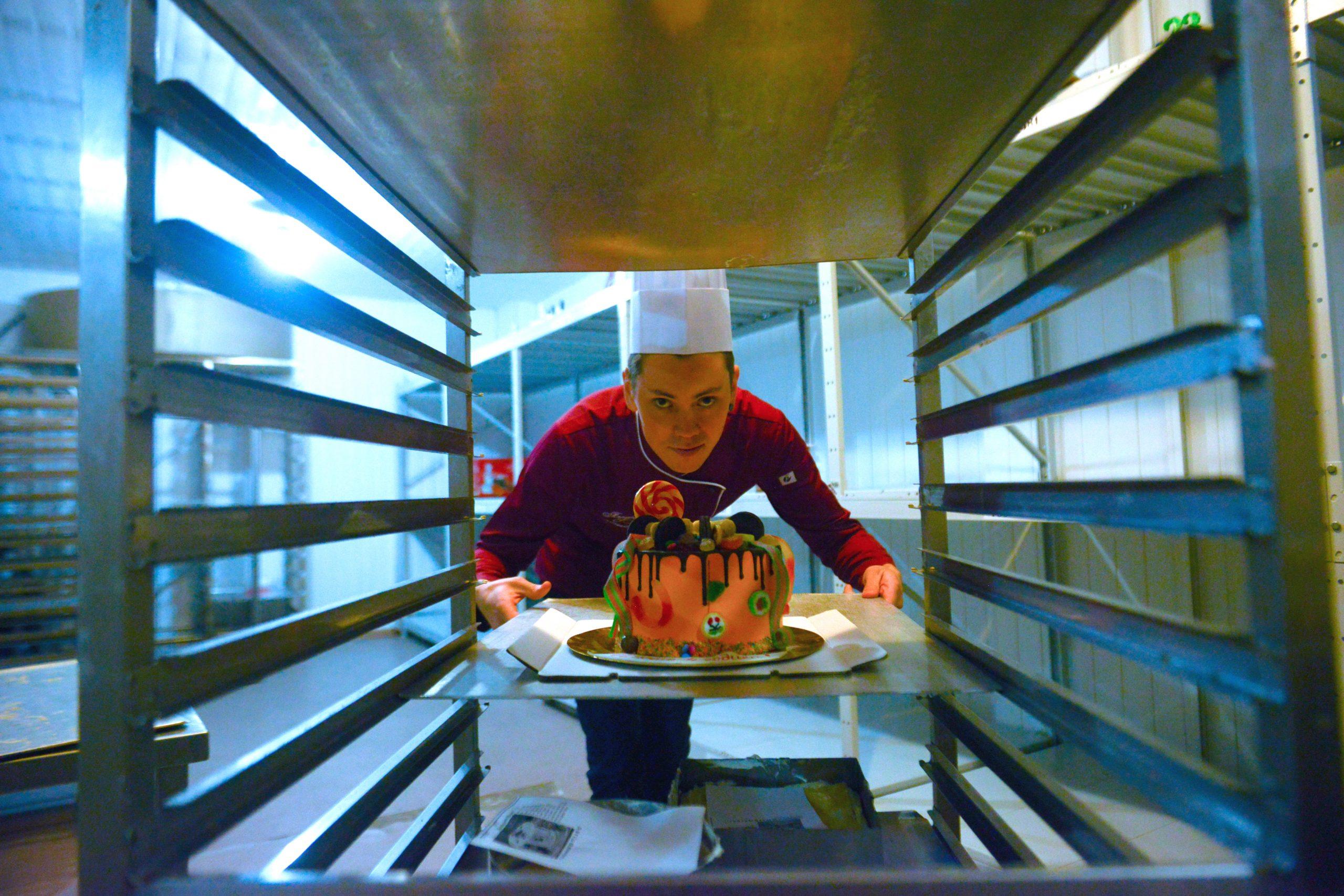 Кондитеры Москвы продали почти 70 тонн сладостей за рубеж в прошлом году