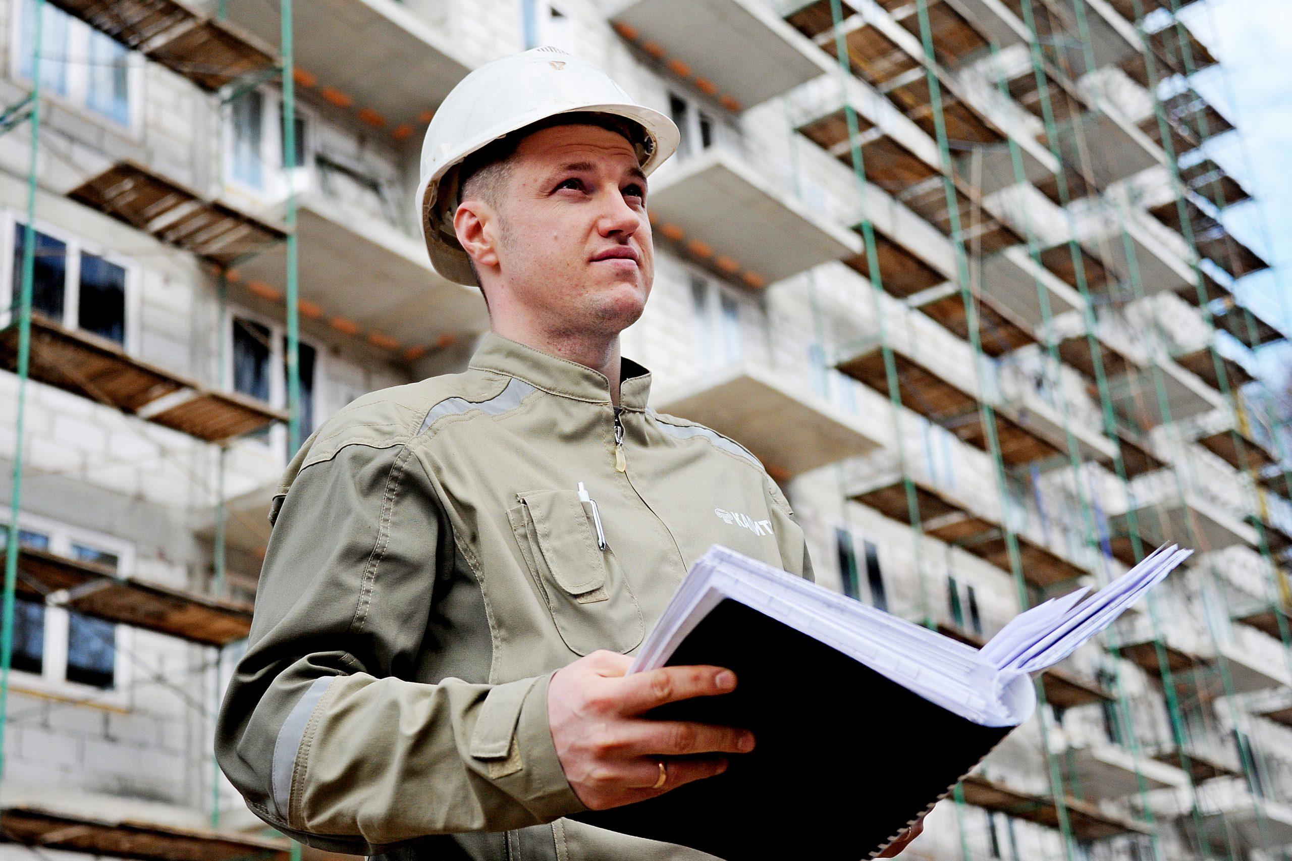 Жилой дом по программе реновации в Нагатинском Затоне возведут с применением современных технологий