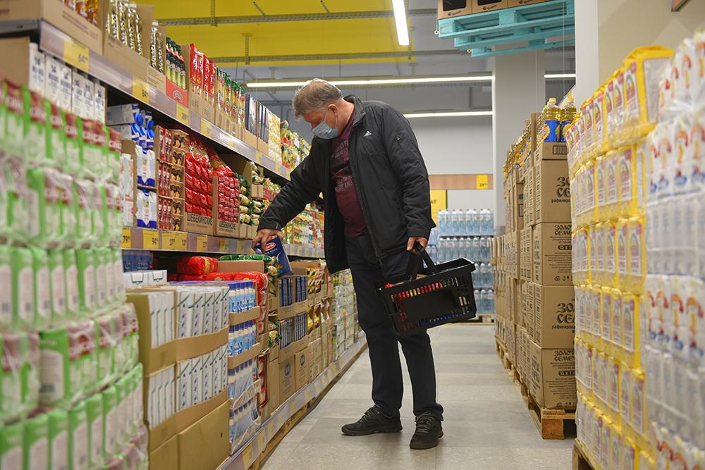 Власти Москвы одобрили увеличение торгового объекта в Борисовском проезде. Фото: Александр Кожохин, «Вечерняя Москва»