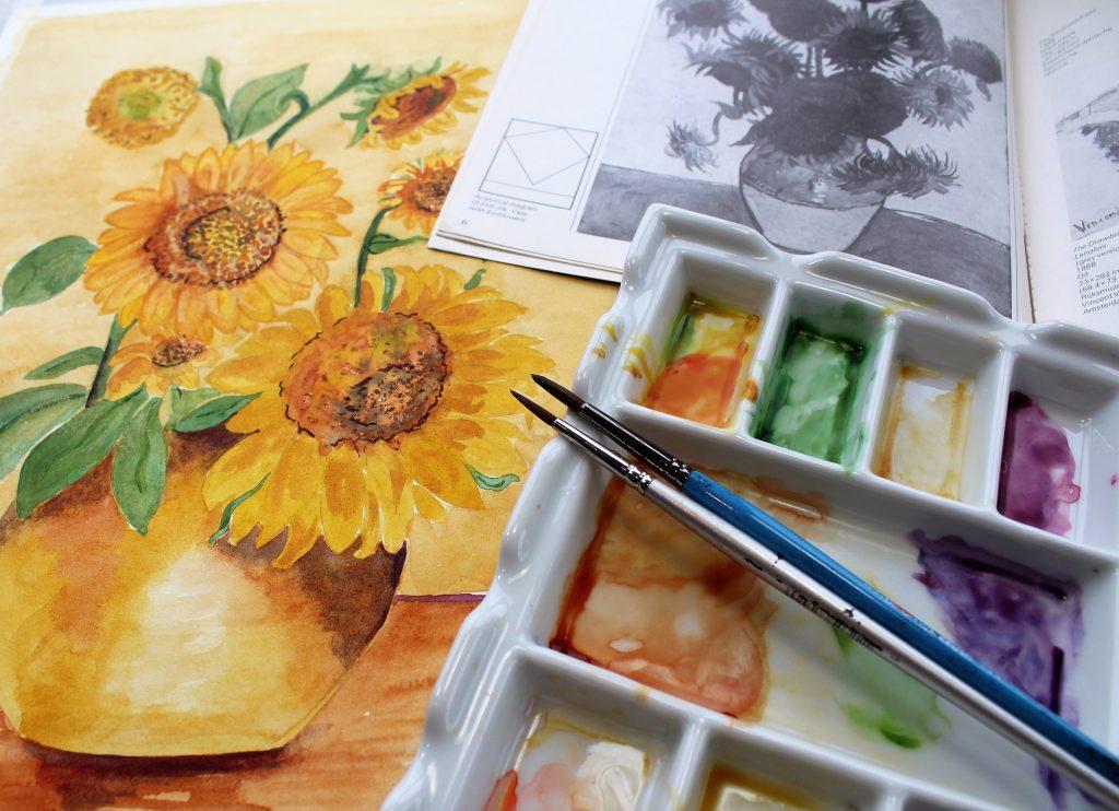 Музейное занятие для начинающих художников проведут в «Коломенском». Фото: pixabay.com