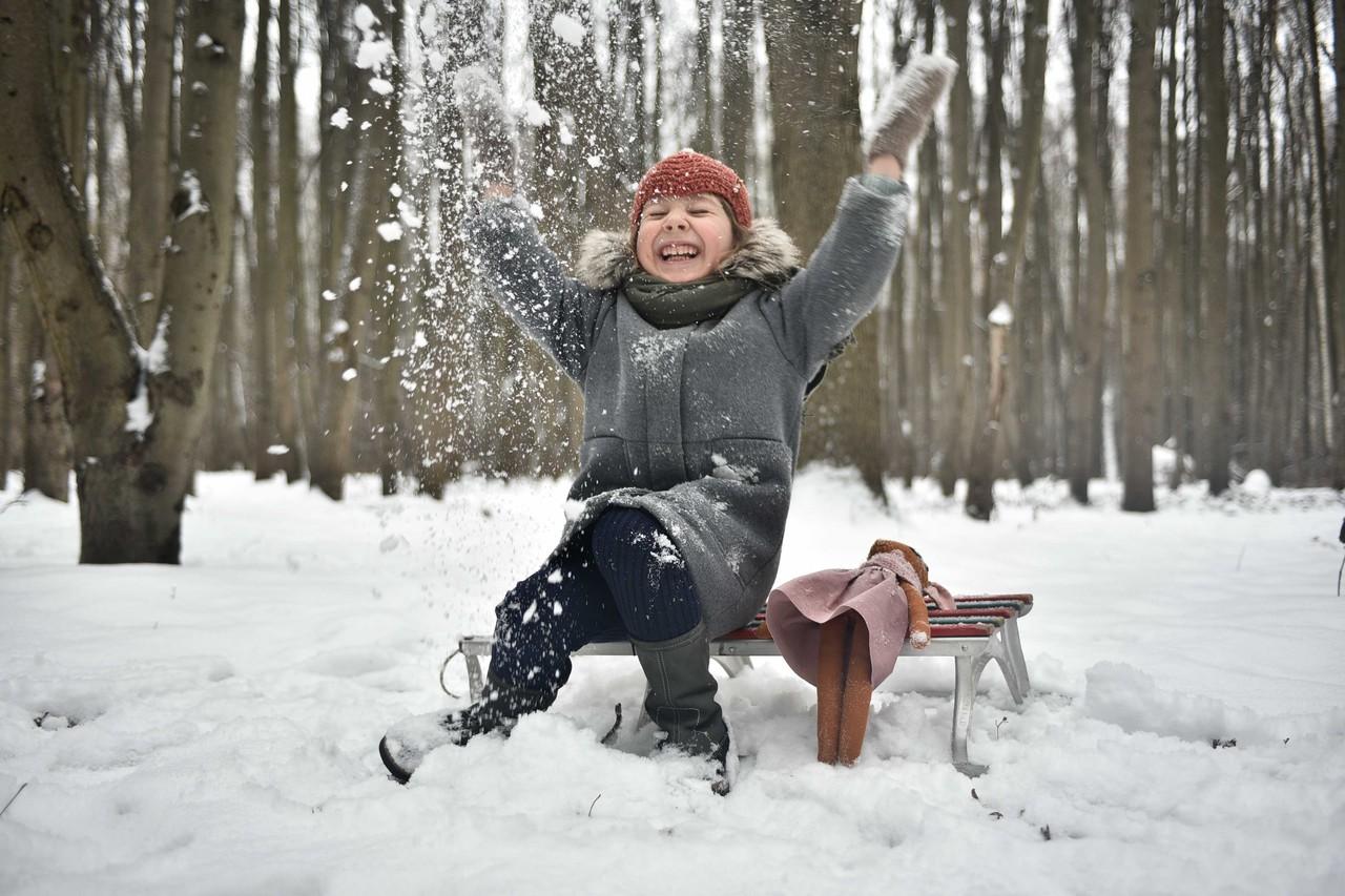 Снег в Москве сохранится до апреля