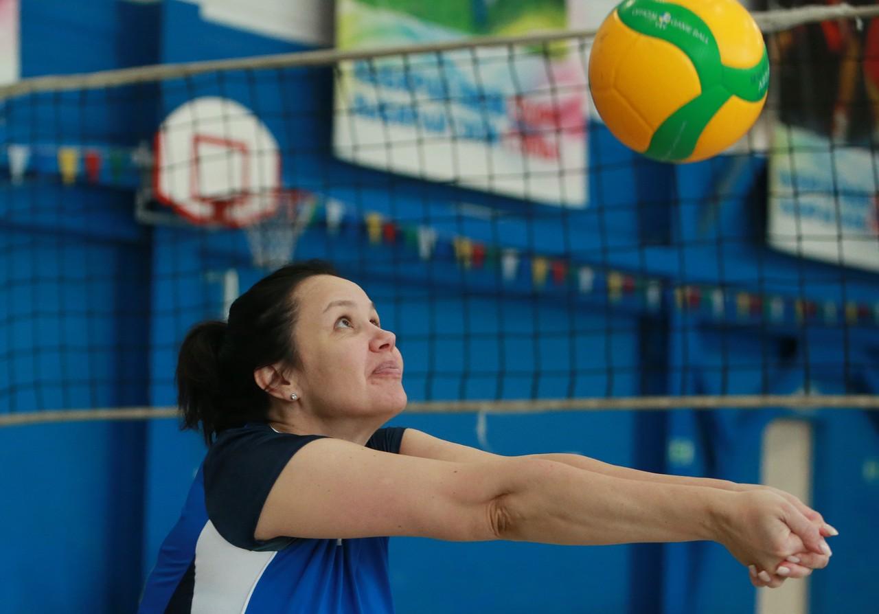 На юго-востоке Москвы построят волейбольный комплекс