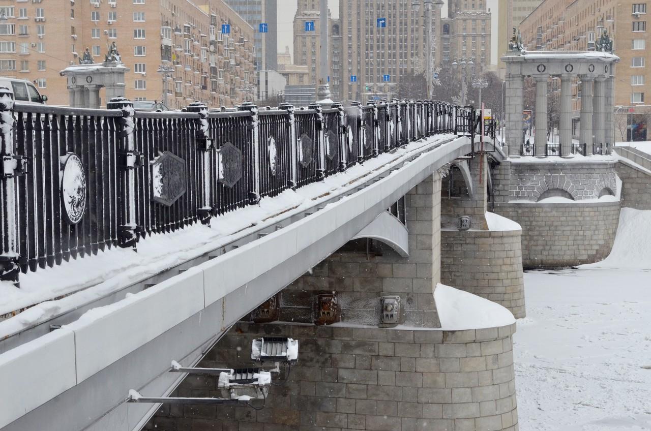 В Москве «барическая пила» сохранится до середины марта