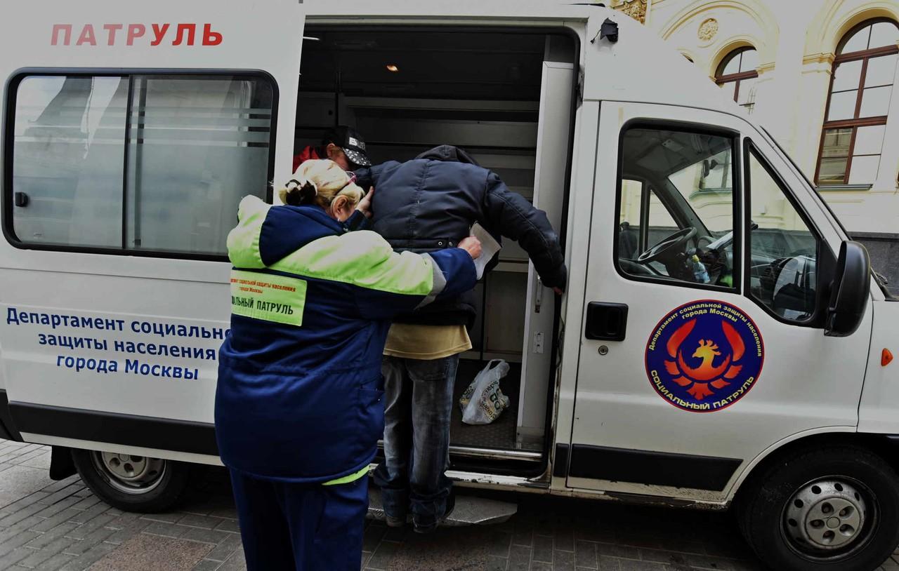 Жители Москвы могут обратиться в «социальный патруль» по номеру 112